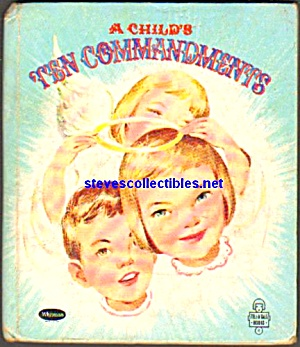 A CHILD'S 10 COMMANDMENTS - Tell a Tale Book (Image1)