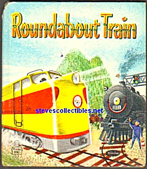 Runabout Train -tell-a-tale Book