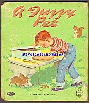 A FUZZY PET - Fuzzy Wuzzy Book (Image1)