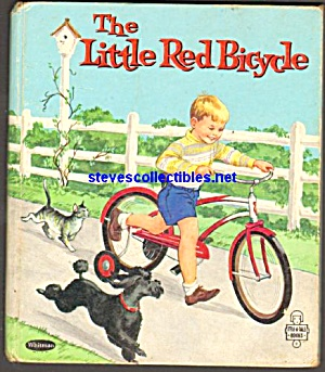 THE LITTLE RED BICYCLE- Tell-A-Tale Book (Image1)