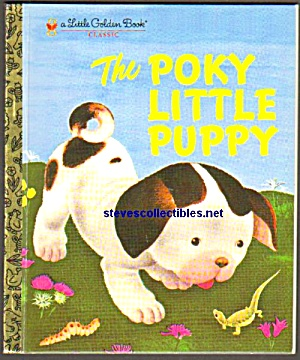 THE POKY LITTLE PUPPY Little Golden Book (Image1)