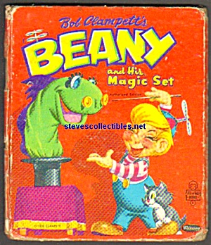 Beany And His Magic Set - Tell A Tale Book - 1953