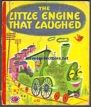The Little Engine That Laughed Treasure Book 1950