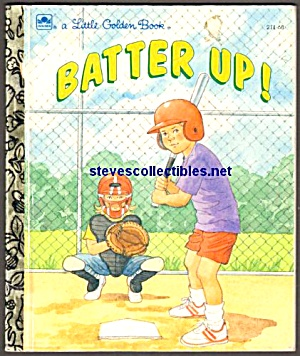 Batter Up - Little Golden Book