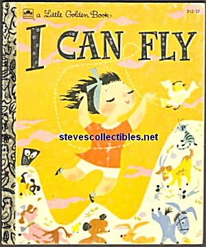 I Can Fly Little Golden Book