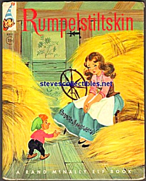 RUMPELSTILTSKIN Elf Book - 1959 (Image1)