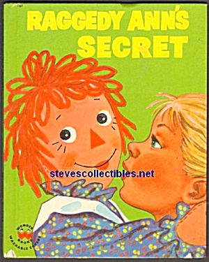 Raggedy Ann's Secret Wonder Book