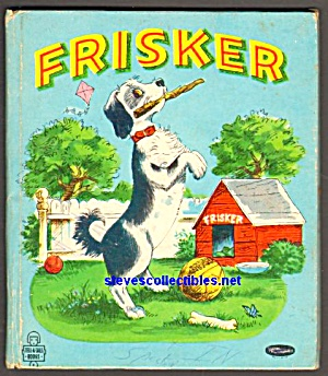 FRISKER- Tell-A-Tale Book 1956 (Image1)