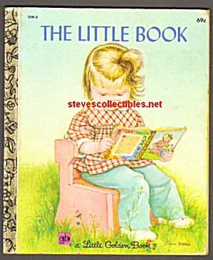 THE LITTLE BOOK - Eloise Wilkin - Little Golden Book (Image1)