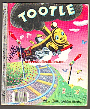 TOOTLE - Little Golden Book (Image1)