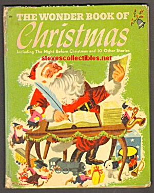 Wonder Book Of Christmas 1951