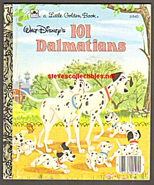 101 Dalmatians - Little Golden Book