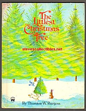The Littlest Christmas Tree - Wonder Book