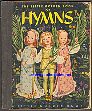 Little Golden Book Of Hymns