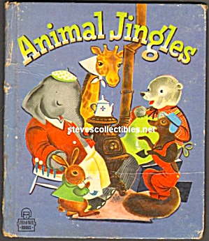 Animal Jingles -Tell-A-Tale Book (Image1)