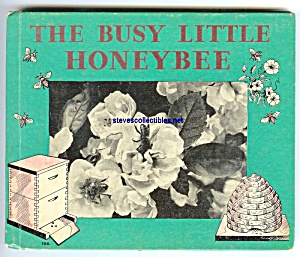 The Busy Little Honeybee Childrens Book