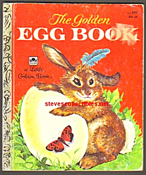 Golden Egg Book - Little Golden Book
