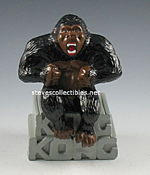 1986 KING KONG Universal Studios TOY BANK (Image1)