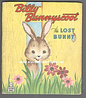 BILLY BUNNYSCOOT The Lost Bunny Tell-aTale Book (Image1)