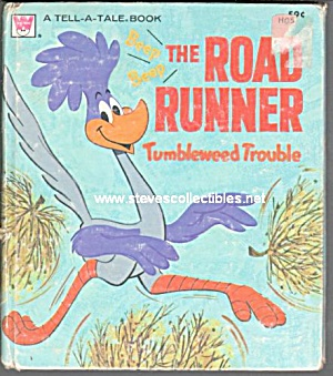 The Road Runner Tell-a-tale Book