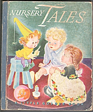 NURSERY TALES - 1943 Little Golden Book (Image1)