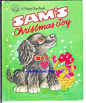 SAM'S CHRISTMAS JOY Happy Day Book (Image1)