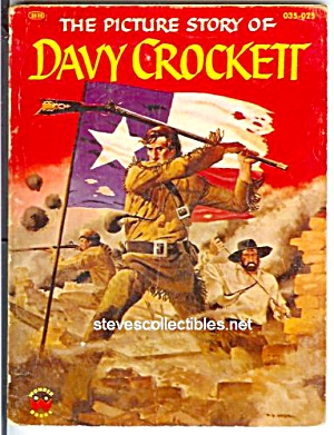 Picture Story Of Davy Crockett -1955