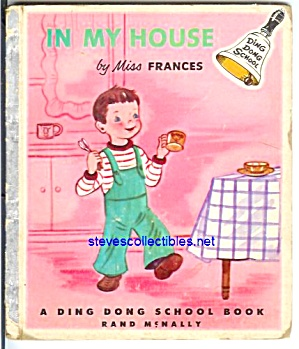 IN MY HOUSE Ding Dong School Book 1954 (Image1)