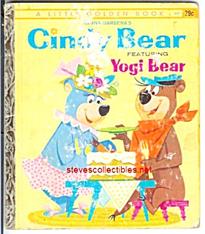 Cindy Bear (Yogi Bear) Little Golden Book