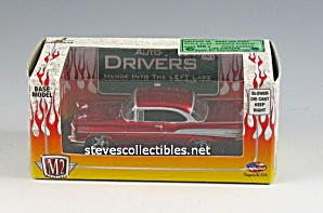 1957 Chevy Bel Air M2 Auto-drivers Diecast Toy