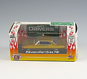 1967 Chevy Nova Ss M2 Auto-drivers Series Diecast Toy