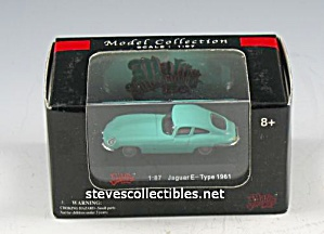 1961 Jaguar E-type Diecast Toy Car