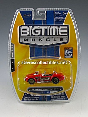 1965 Shelby Cobra 427 S/c Diecast Toy