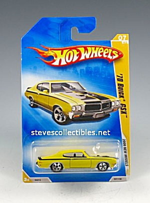 1970 BUICK GSX Hot Wheels Toy  MOC (Image1)
