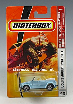 1974 VOLKSWAGEN VW THING Matchbox Toy  MOC (Image1)