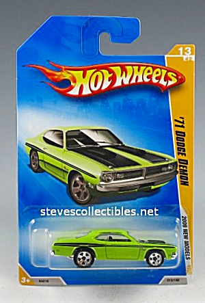 1971 DODGE DEMON Hot Wheels Toy  MOC (Image1)