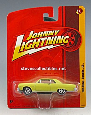 1965 Chevy Chevelle Ss Johnny Lightning Diecast Toy