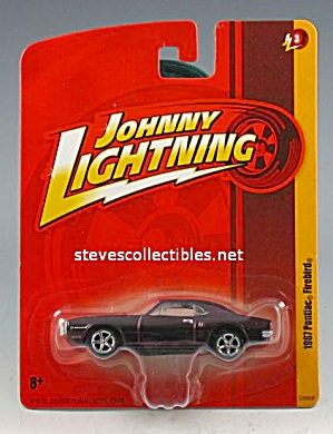 1967 Pontiac Firebird Johnny Lightning Diecast Toy