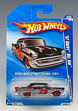 1957 CHEVY BEL AIR Hot Wheels Toy  MOC (Image1)