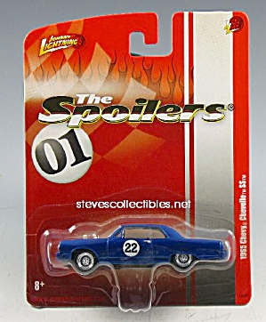 1965 CHEVY CHEVELLE SS Johnny Lightning Diecast Toy (Image1)