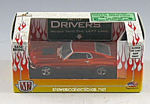 1970 Ford Mustang Boss 429 M2 Auto-drivers Diecast Toy