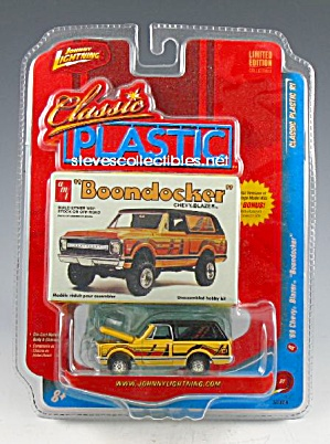 1969 Chevy Blazer Diecast Toy Amt Model Repro