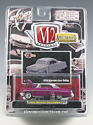 1954 MERCURY SUN VALLEY Diecast Toy M2 Auto-thentics (Image1)