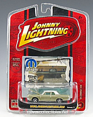1964 DODGE 330 Diecast Toy - Johnny Lightning (Image1)
