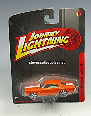 1970 CHEVY CHEVELLE SS Johnny Lightning Diecast Toy (Image1)