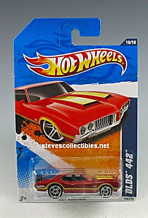 1970 OLDS 442 Hot Wheels Toy  MOC (Image1)