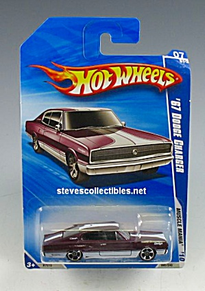 1967 DODGE CHARGER Hot Wheels Toy  MOC (Image1)