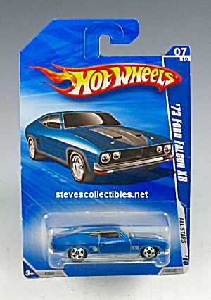 1973 FORD FALCON XB Hot Wheels Toy  MOC (Image1)