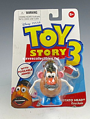 MR. POTATO HEAD Disney TOY STORY Keychain (Image1)