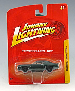 1969 CHEVY CAMARO SS396 Johnny Lightning Diecast Toy (Image1)